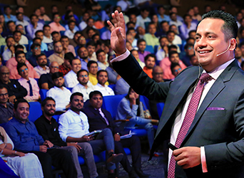 The Best Motivational Speaker in India
