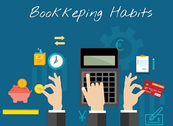 5 Good Bookkeeping Habits for Small Business Owners