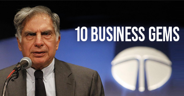 Tips by Ratan Tata to Run a Successful Business