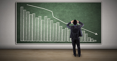 What are the reasons for decrease in sales revenue